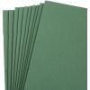 Foam Sheet (Eva) 9'' x 12'' Green - Pack of 10 pieces